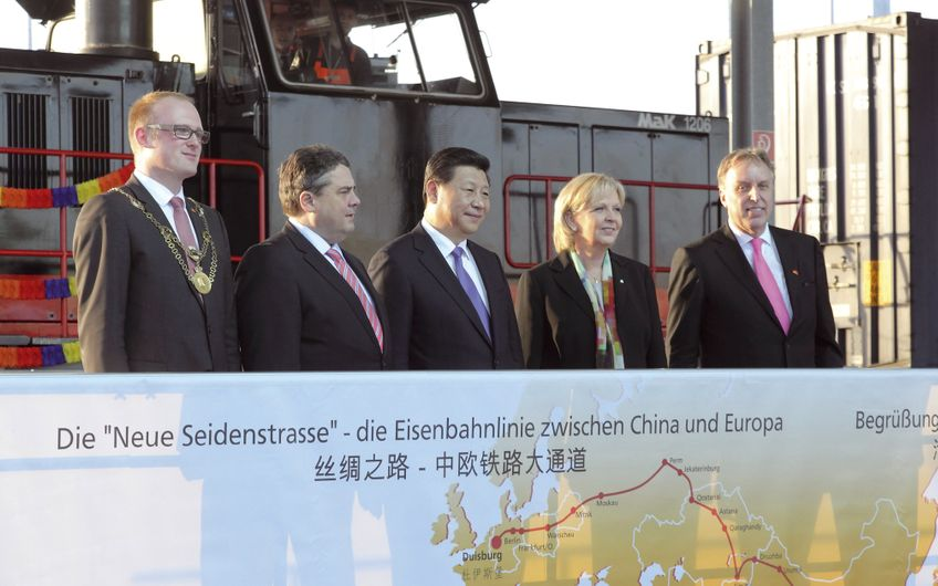 Chinas Investitionen in NRW: Tor nach Europa