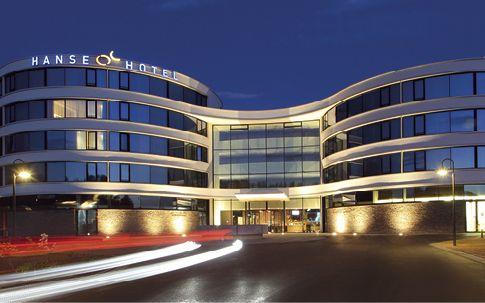 Neubau des Hanse Hotels in Attendorn - Foto Hubert Mees Bauunternehmung
