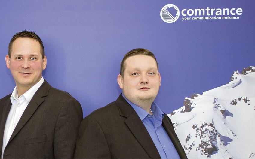 comtrance: Wo Daten sicher lagern