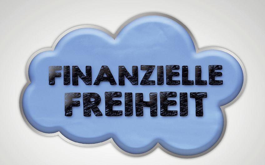 Finanzielle FREIHEIT: Nie mehr arbeiten müssen?