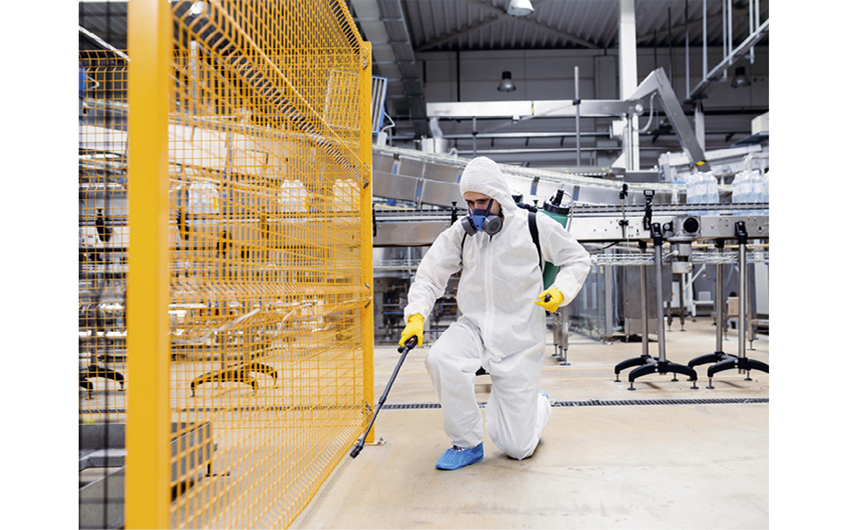 Spezialauftrag im Industrieunternehmen (Foto: ©hedgehog94 – stock.adobe.com)