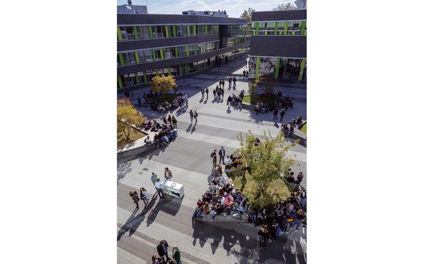 wir4-Wirtschaftsförderung: 10-jähriges Jubiläum Hochschule Rhein-Waal