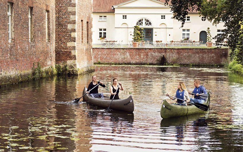 Châteauform' Schloss Velen: Maßgeschneiderte Tagungen und Firmen-Events im Münsterland