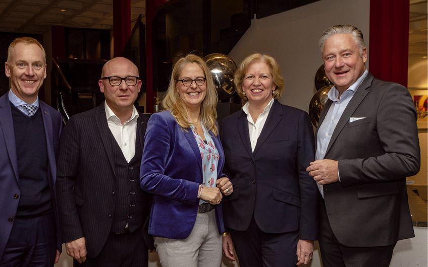 Marketing-Club Münster/Osnabrück: T. Hans als Präsident bestätigt