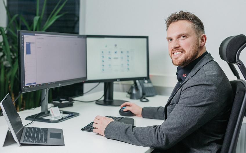 Geschäftsführer Philipp Gröpper