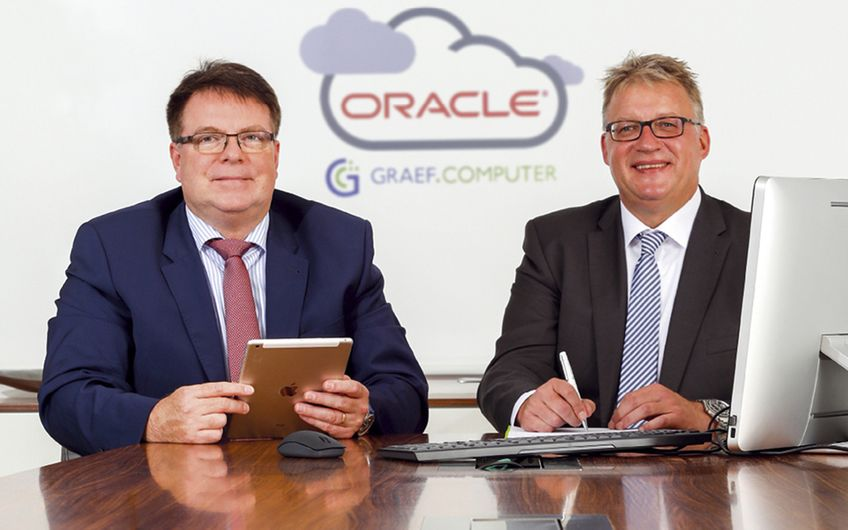 Graef Computer: IT-Lösungen nach Maß vom Oracle-Spezialisten