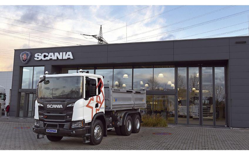 Gerd Breuer GmbH: Scania-Mekka am Rande des Reviers