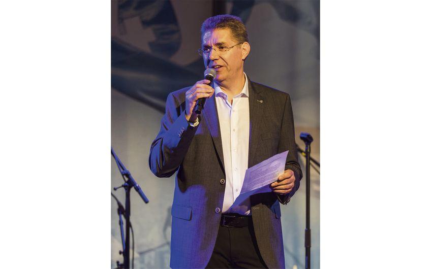 Friedrich Delker: Innovativ und selbstbewusst  in die Zukunft
