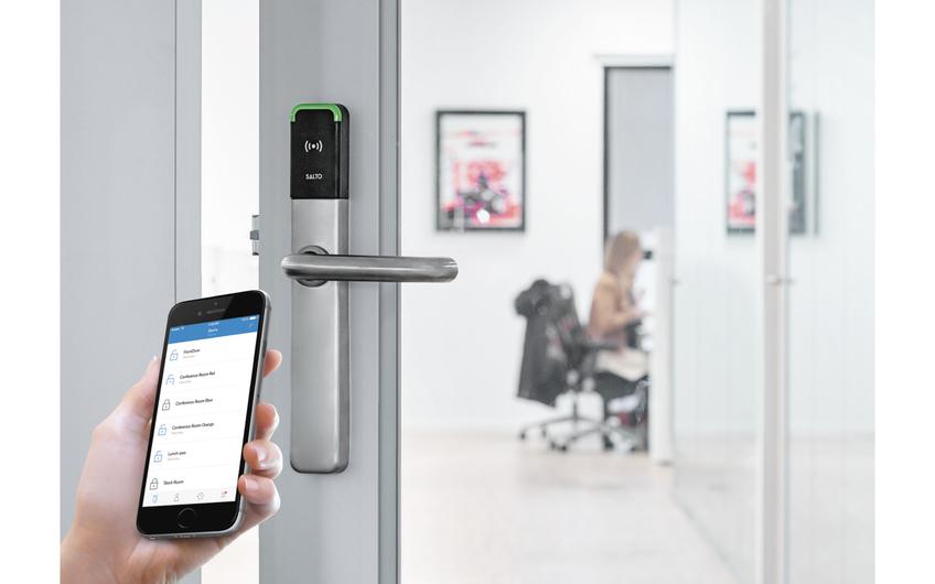 Das Smartphone wird zum Türschlüssel