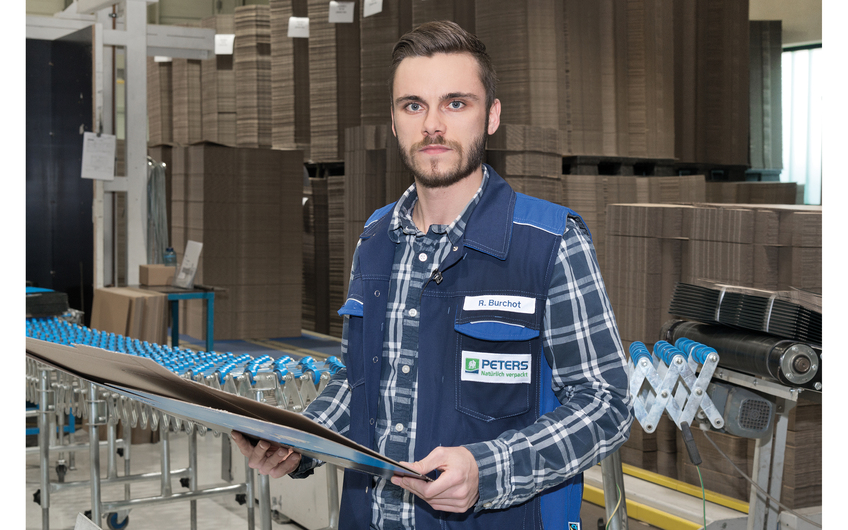 Autor René Burchot ist Qualitätsmanagement-Beauftragter bei Wellkistenfabrik Fritz Peters und beantwortet Fragen gerne unter rene.burchot@peters-wellpappe.de