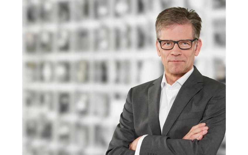 Sven Koepchen, CEO von Klöckner & Co Deutschland