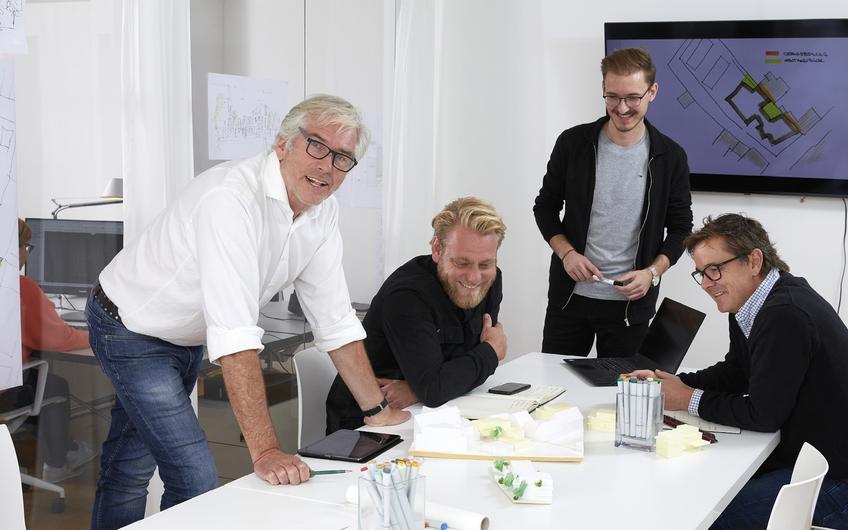 Kleszczewski und Partner: Architektur für Individualisten