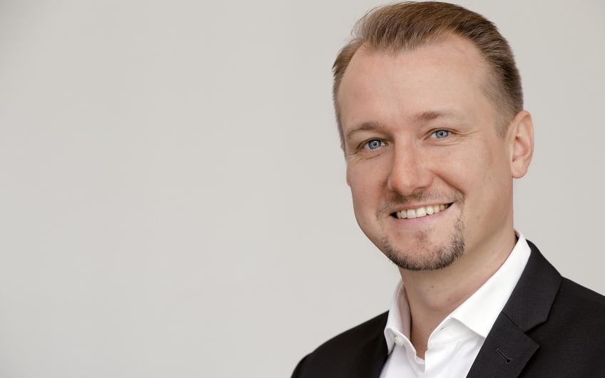 Geschäftsführer Jan-Christian Petersen