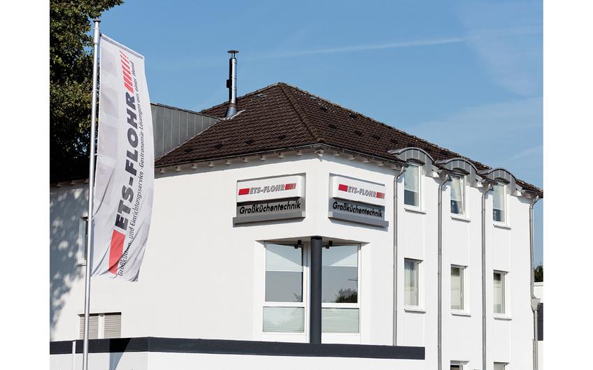 Firmensitz der ETS-Flohr GmbH in Dinslaken