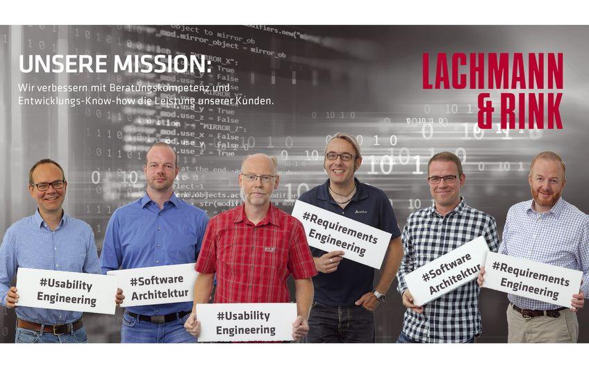 Lachmann & Rink GmbH: Mit L&R Consulting methodisch und  pragmatisch zur Digitalisierung