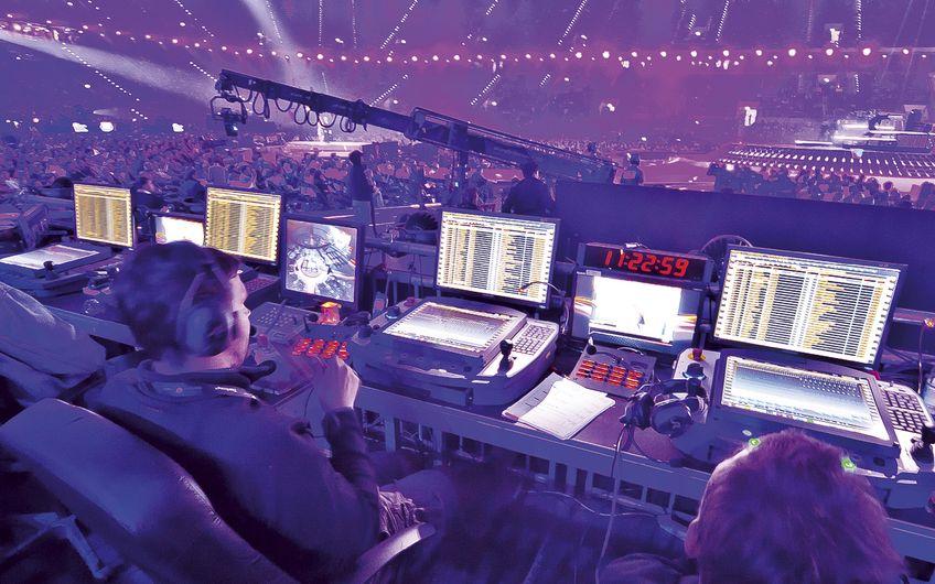 Konzerte pushen Veranstaltungsbranche