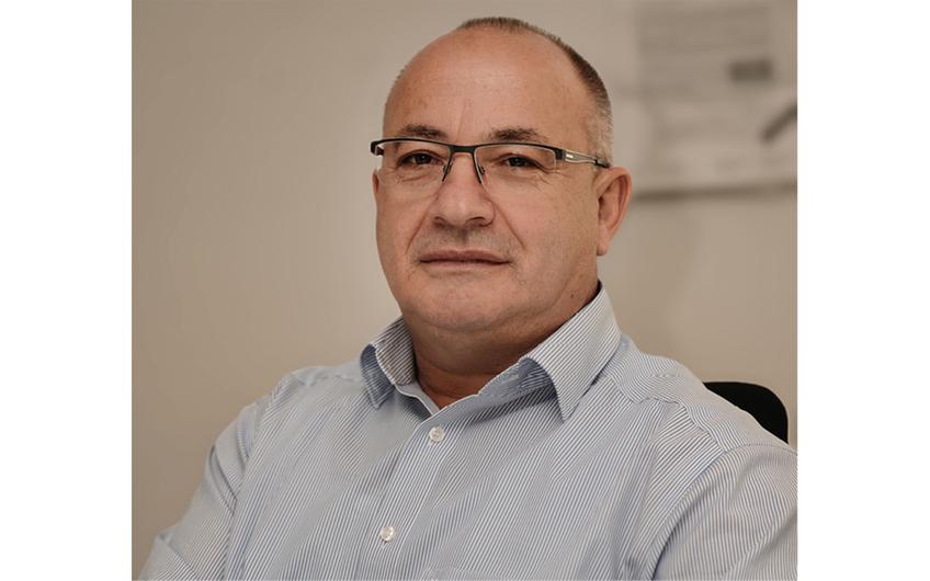 Geschäftsführer Regjep Mashuku hält die Fäden zusammen