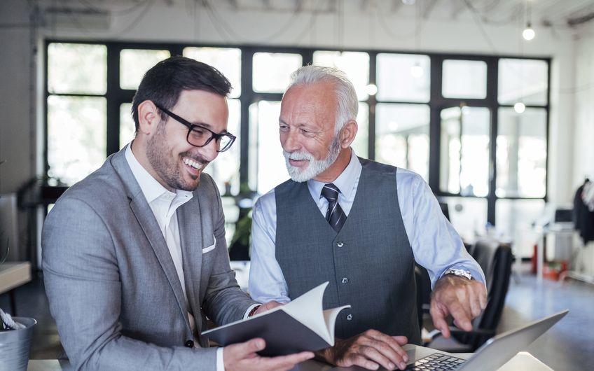 Ältere Mitarbeiter: Viel Potenzial jenseits der 50