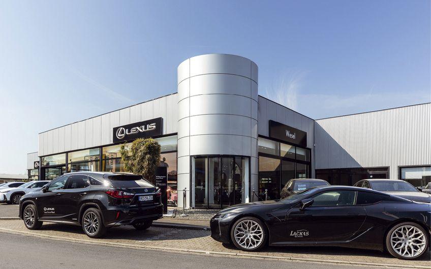 Lexus Forum Wesel: Signalwirkung für den Niederrhein