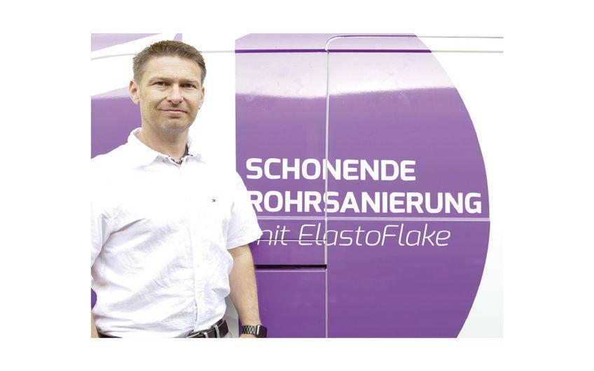 Geschäftsführer Jens Becker