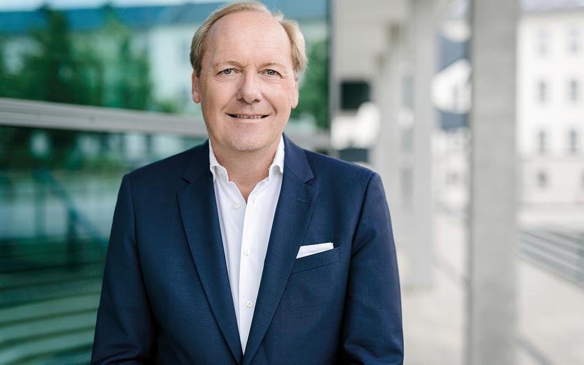 Prof. Dr. Andreas Pfnür, Fachgebiet Immobilienwirtschaft und Baubetriebswirtschaftslehre an der TU Darmstadt (Foto: Lilia Tomchuk/TU Darmstadt)