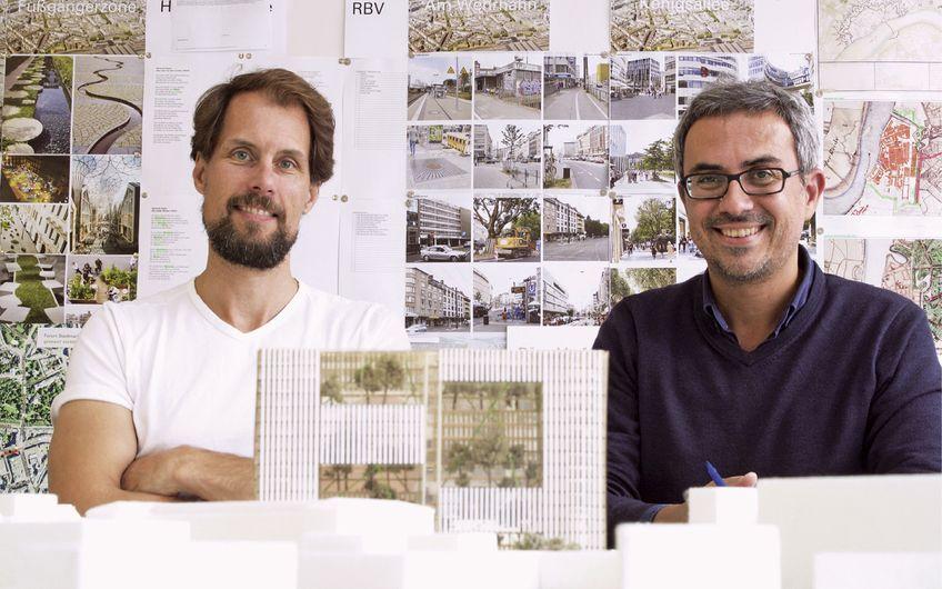 greeen! architects: Grüne Visionen für die Zukunft