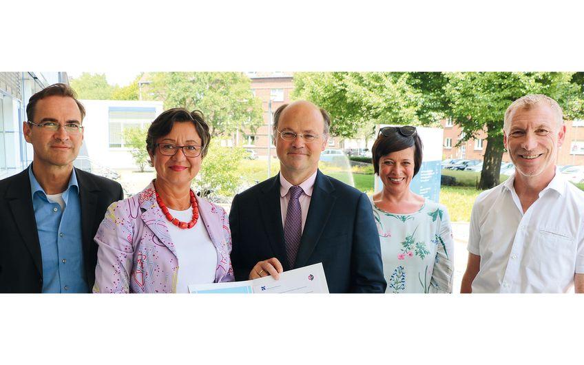 Hochschule Niederrhein: Kooperation mit Berufskolleg