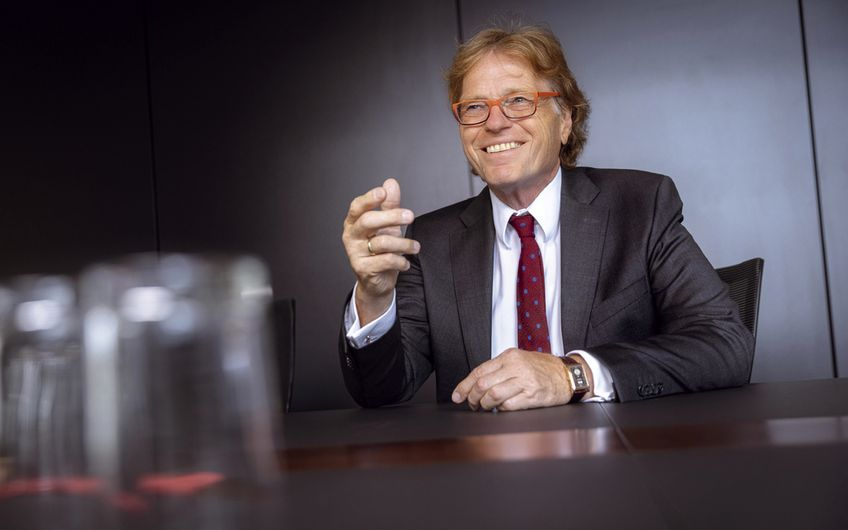 Paragon-Chef Klaus Dieter Frers