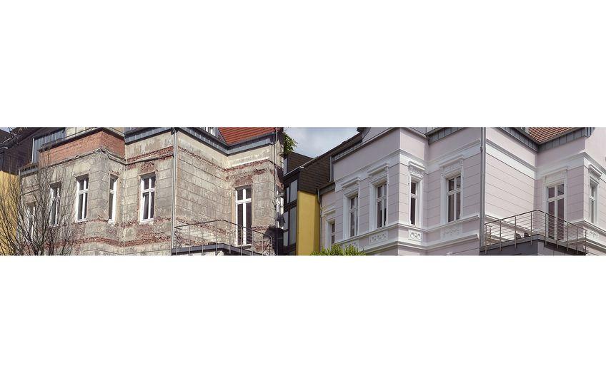 Ottemeier Stuck und Fassade: Hochwertige Fassadenarbeiten und -sanierungen