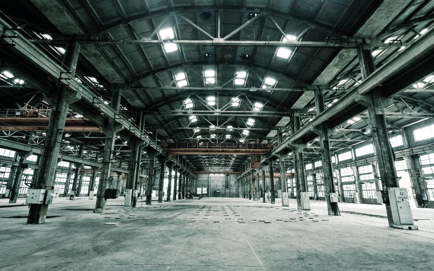 Industrieböden: Fester Boden unter den Füßen