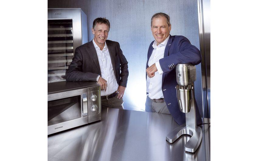 Gastro-Großküchen-Geräte: Hygiene-Center-Südwestfalen