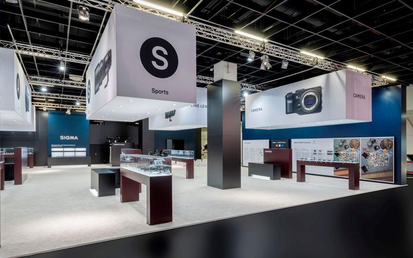 i.xpo Messebau & Markenwelten auf der Photokina in Köln