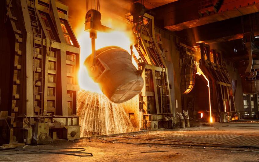 Stahlindustrie in Deutschland: Turbulente Zeiten für einen traditionellen Werkstoff