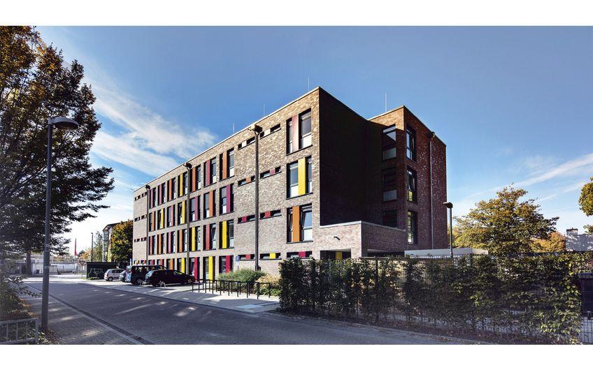 Neubau eines Verwaltungsgebäudes in Ratingen