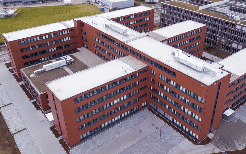 ALHO – Gebäude aus der Raumfabrik