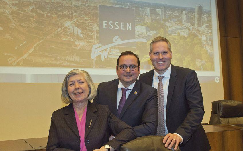 Essener Wirtschaftsförderungsgesellschaft: Neue Vortrags- und  Dialogreihe gestartet