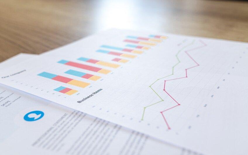 Geschäftsberichte in Unternehmensentwicklung und Marketingkommunikation