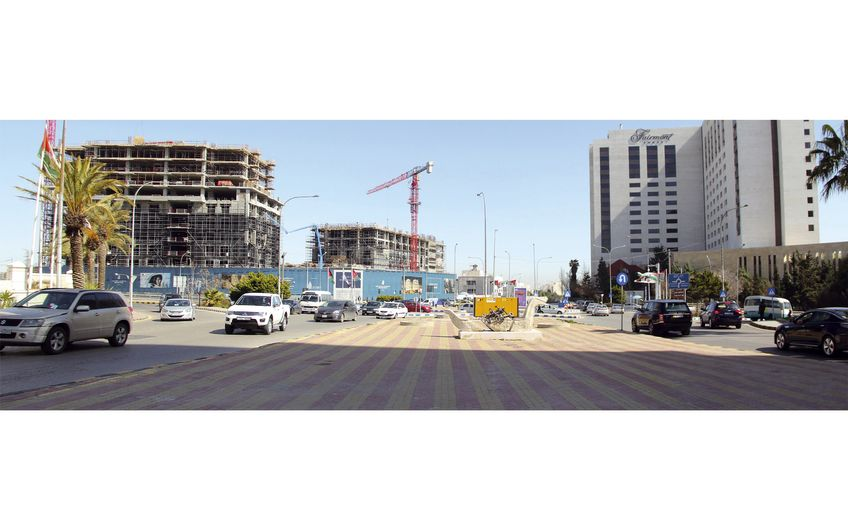 VELOSIT-Projekt: Ritz-Carlton Hotel, Amman (Jordanien)