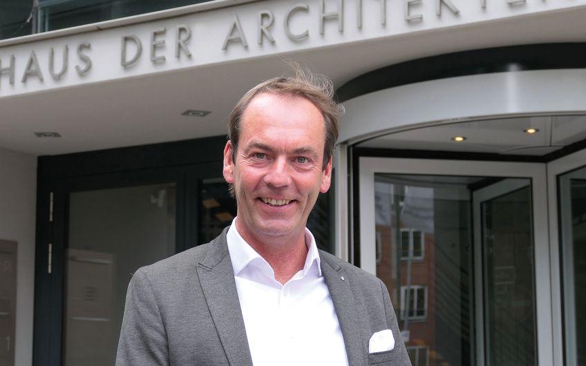 Markus Lehmann ist Hauptgeschäftsführer der Architektenkammer NRW (Foto: Architektenkammer NRW)
