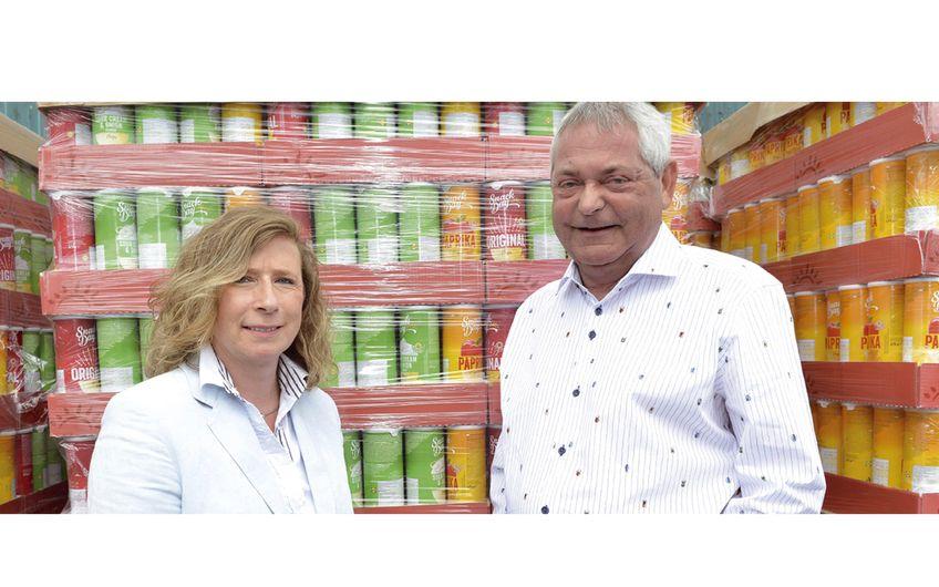 Bernd Schmidt und Ehefrau Yvonne