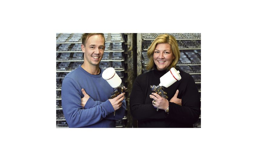 Svenja Picard und Sönke Bollenbeck Lohnbeschichtungen: Picard-Bollenbeck