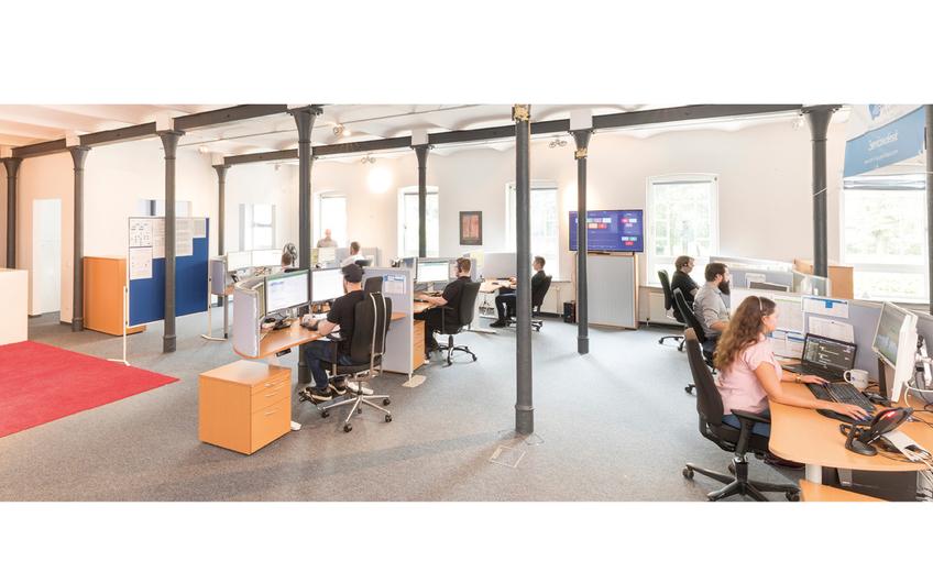 Das .net IT Systemhaus investiert ständig in die Fort- und Weiterbildung seiner 100 Mitarbeiter, um den Kunden einen erstklassigen Service mit hochqualifizierten IT-Spezialisten gewährleisten zu können (© Dimitrie Harder)