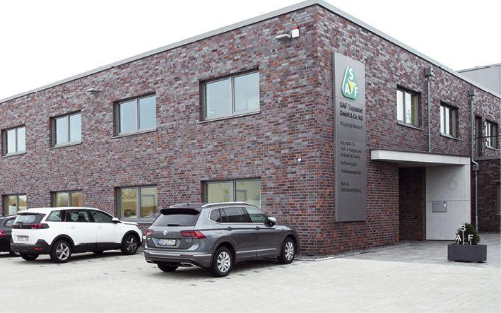 Firmensitz/Bürogebäude in Bocholt