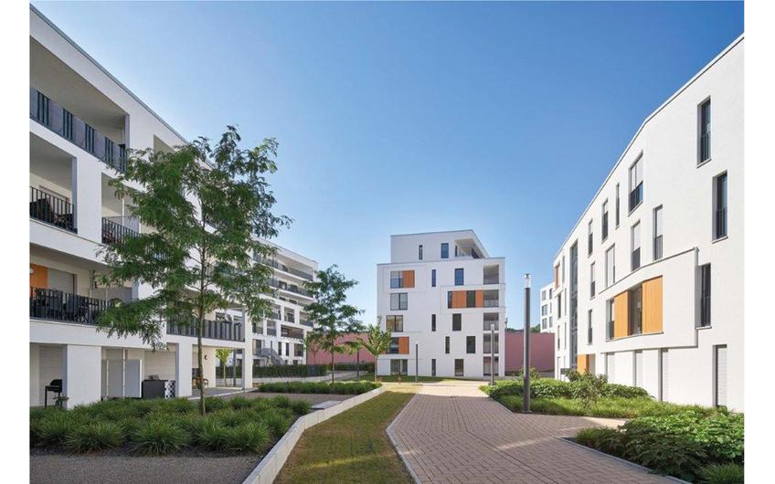 Mit dem GERMAN DESIGN AWARD 2020 ausgezeichnet: Roermonder Höfe