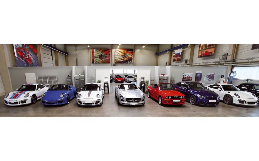 F³ FahrzeugForumFiegenschuh: Der Ort für automobile Träume