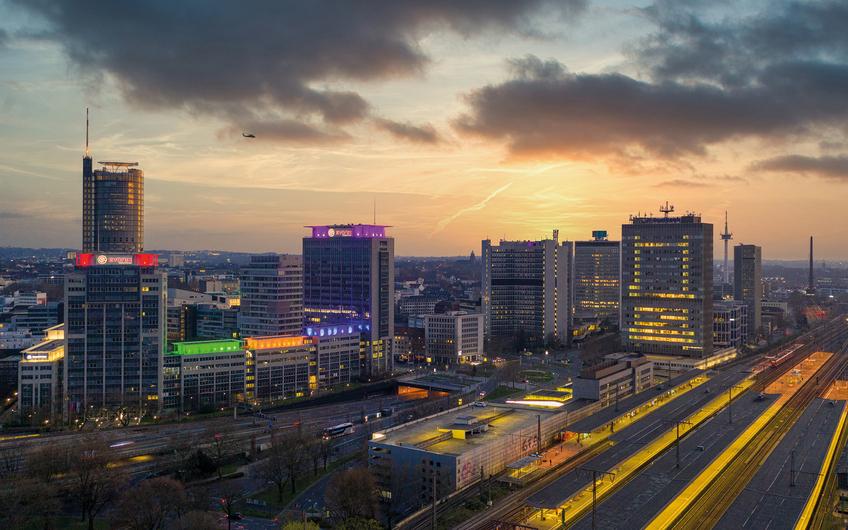 Den Büroimmobilienmarkt des Ruhrgebiets fest im Blick