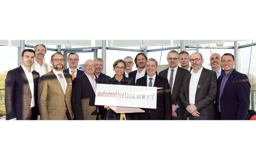 Bergische Struktur- und Wirtschaftsförderungsgesellschaft: Auto-Cluster für NRW gegründet