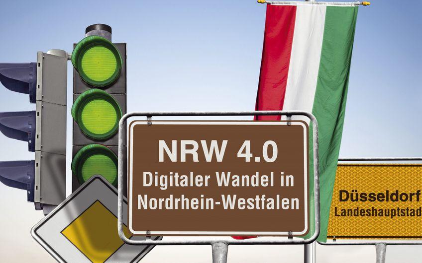 Digital-Standort NRW: Wie digital ist NRW?