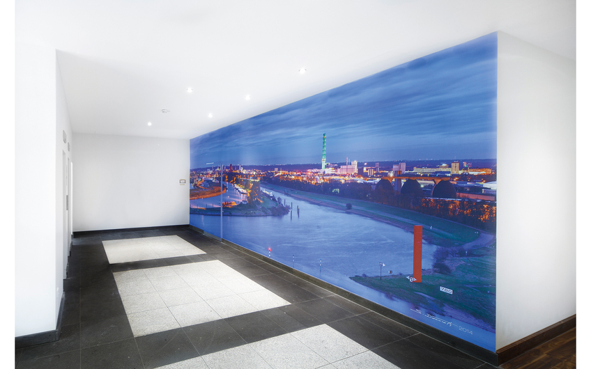 ART Malerbetriebe: Extravagante Wandveredelung mit wall coverings