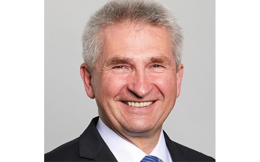 NRW-Wirtschaftsminister Prof. Dr. Andreas Pinkwart (© MWIDE NRW/F. Wiedemeier)